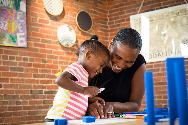 Boston Children's Museum in Boston, MA