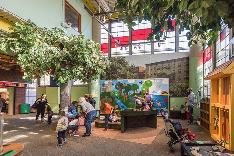Brooklyn Children's Museum in Brooklyn, NY