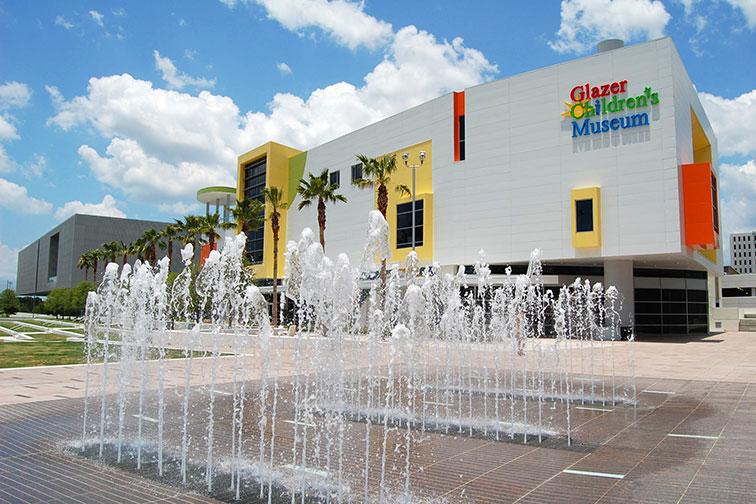 Glazer Children's Museum in Tampa, FL