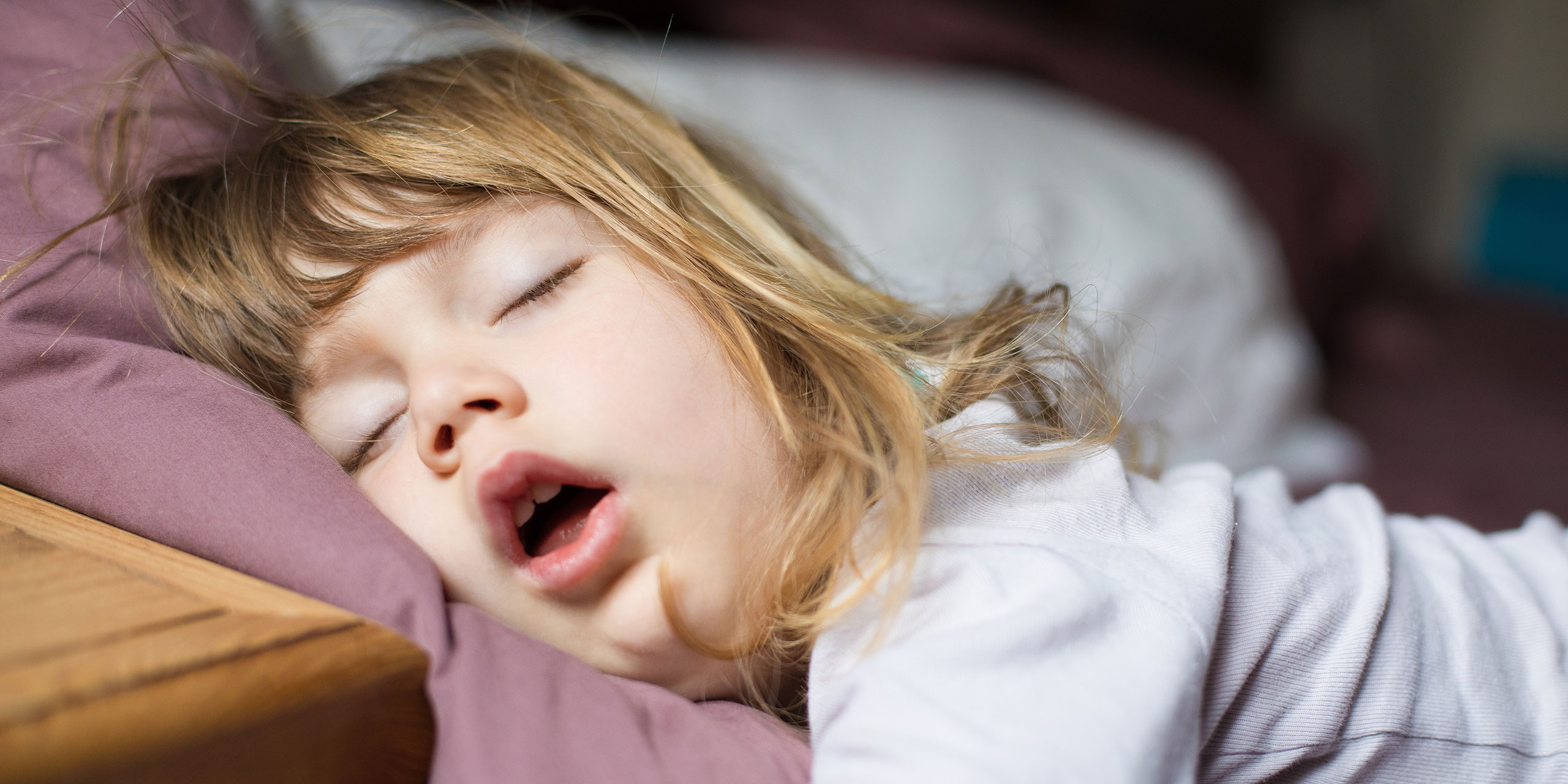 Sleeping Girl; Courtesy of Quintanilla/Shutterstock.com