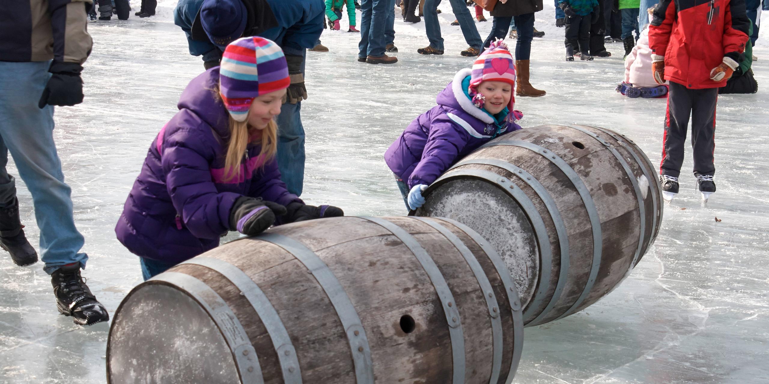 Cedarburg Winter Festival -Cedarburg, WI; Courtesy of Cedarburg Winter Festival
