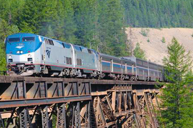 Amtrak S Southwest Chief Route For Families Family Vacation Critic