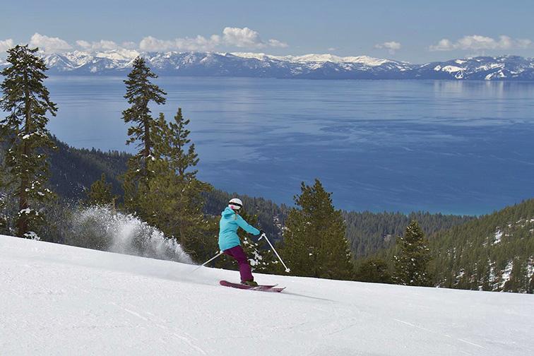 SnowFest - Lake Tahoe, CA; Courtesy of DIamond Peak Ski Resort