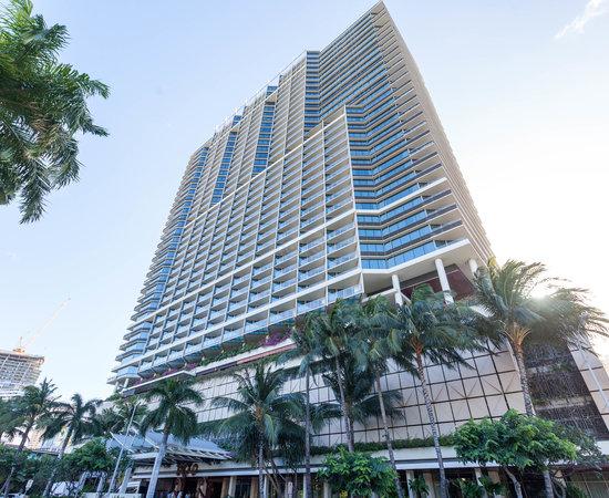 Trump International Hotel Waikiki Beach Walk Honolulu Oahu