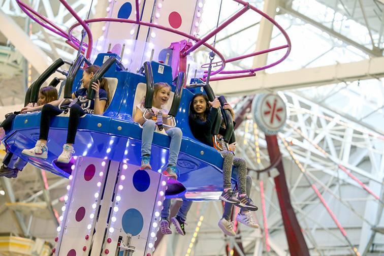I-X Indoor Amusement Park; Courtesy of Jeff Klum