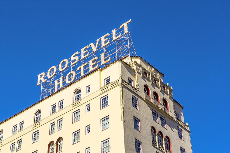 Roosevelt Hotel; Courtesy of travelview/ Shutterstock