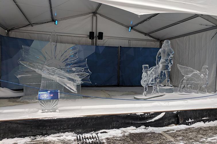 Winterlude - Ottawa, Canada; Courtesy of TripAdvisor Traveler/jennyrocha