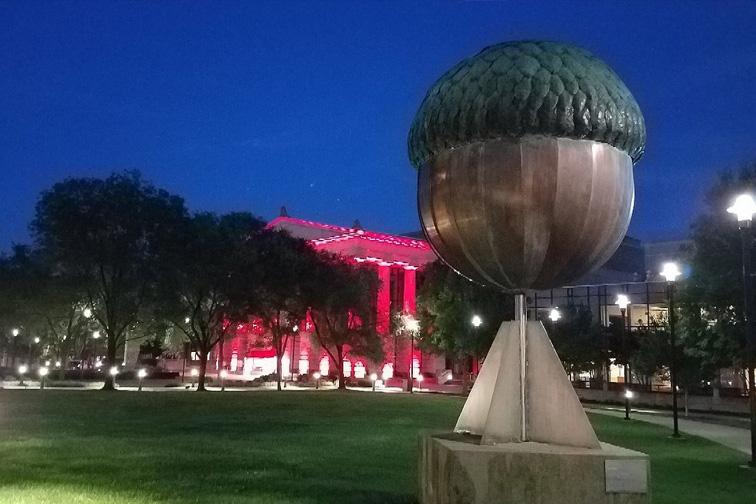 Acorn Drop in Raleigh; Courtesy of TripAdvisor Traveler/VSmith113510
