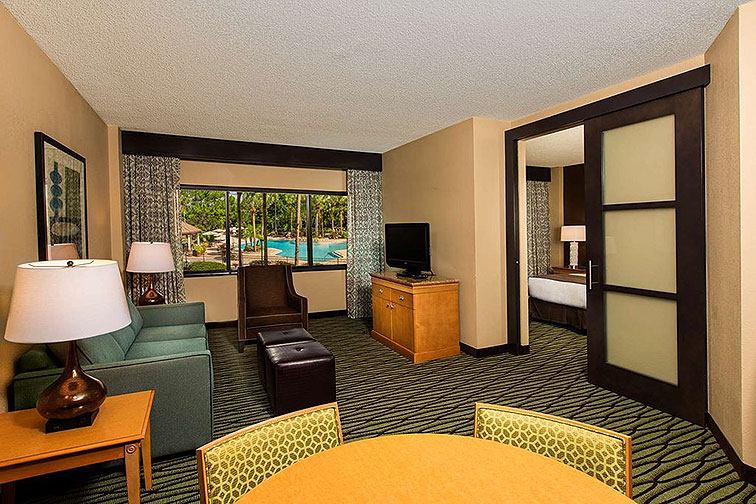 Suite at DoubleTree Suites by Hilton Hotel Orlando - Disney Springs Area
