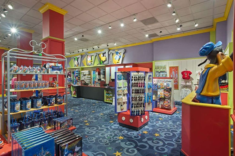 Disney Store at Wyndham Lake Buena Vista Resort