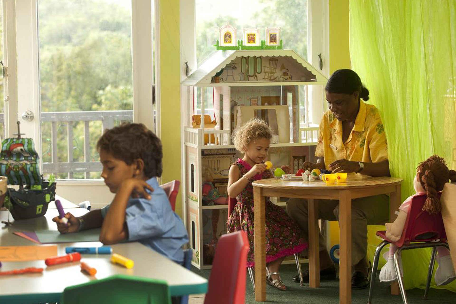 Caneel Bay Resort Kids' Club
