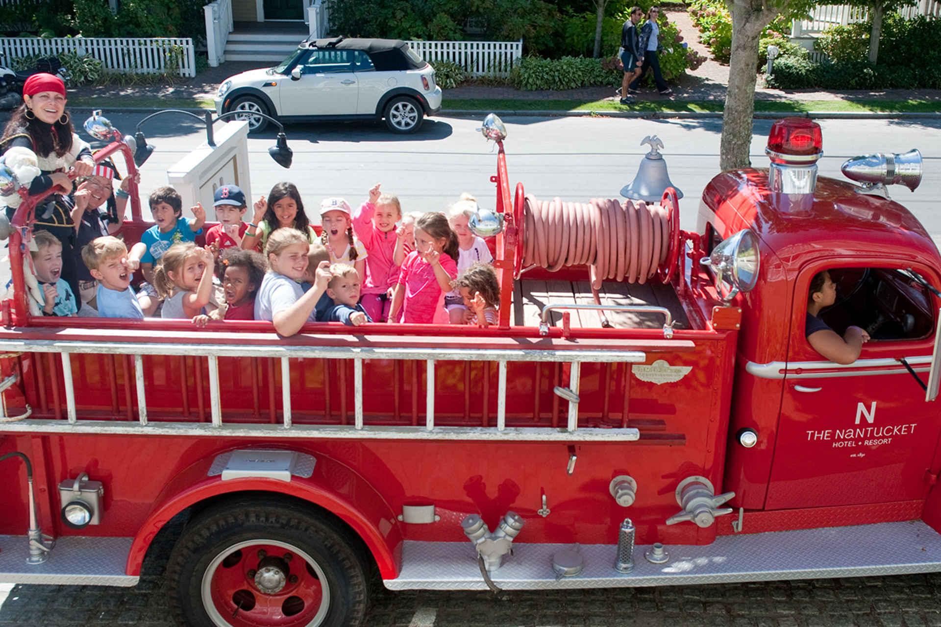 Nantucket Hotel and Resort Kids' Club