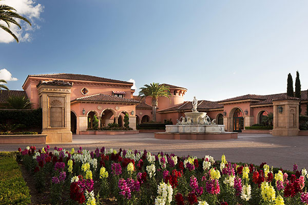 Fairmont Grand Del Mar Entrance