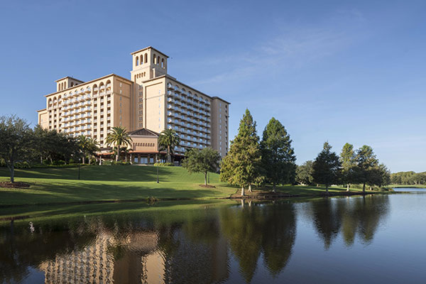 Exterior of The Ritz-Carlton Orlando Grande Lakes