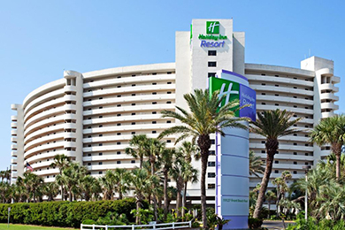 Panama City Beach Hotels >> Holiday Inn Resort Panama City Beach Panama City Beach Fl