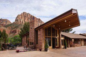 Cliffrose Lodge in Utah