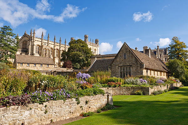 Christ Church in Oxford, England
