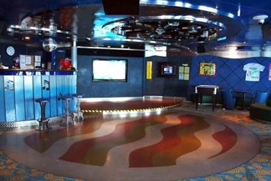 Remix Club on Princess Cruise Line