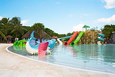 The Grand Palladium Kantenah Resort & Spa.