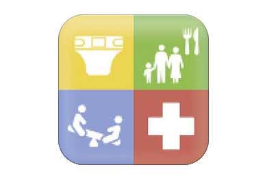 KIDzOUT app icon.