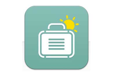 PackPoint Packing List app icon.
