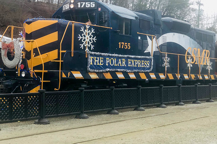 polar express; Courtesy of LandKWilliams/TripAdvisor