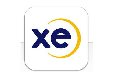 XE Currency app icon.