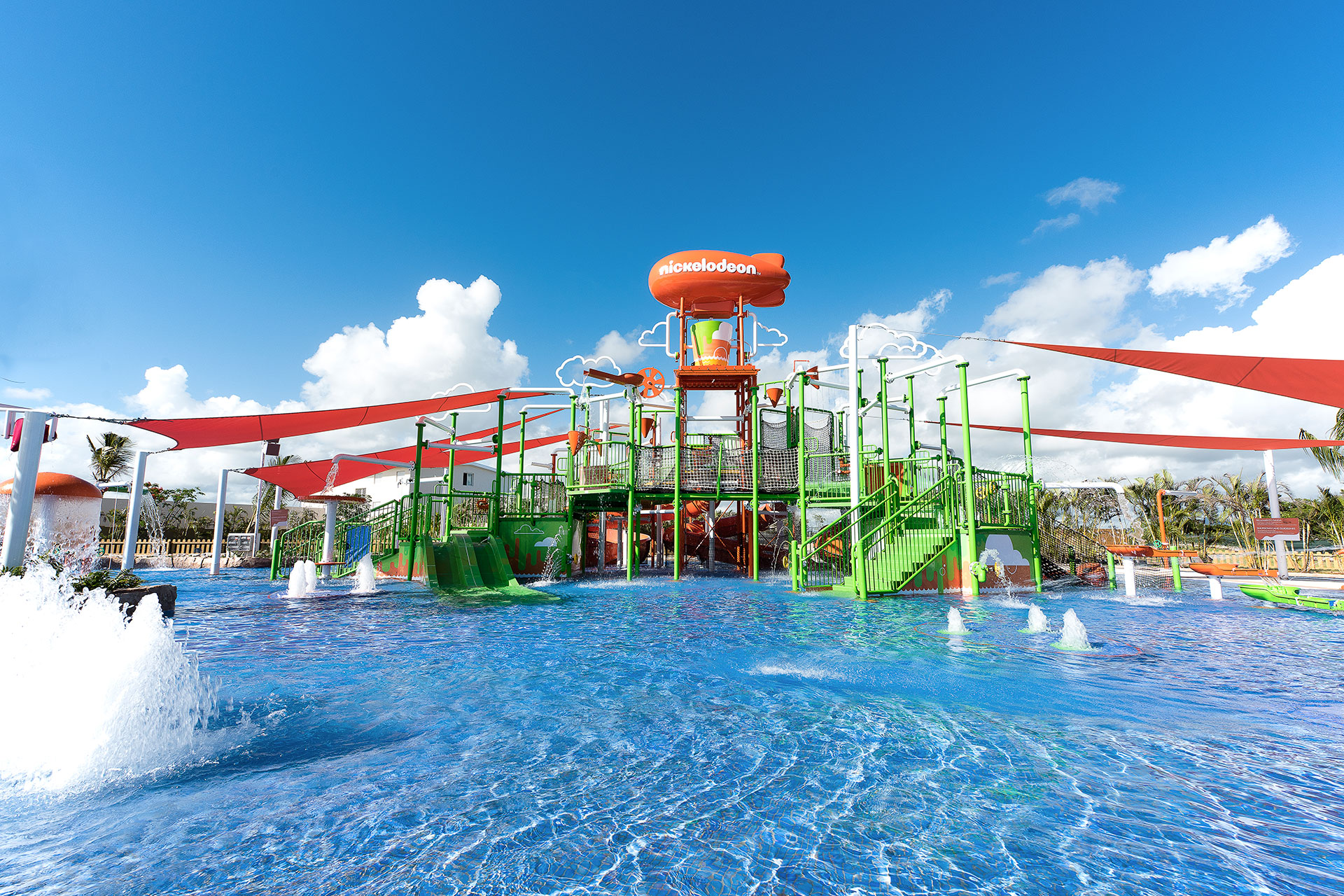Nickelodeon Hotels & Resorts Punta Cana in the Dominican Republic