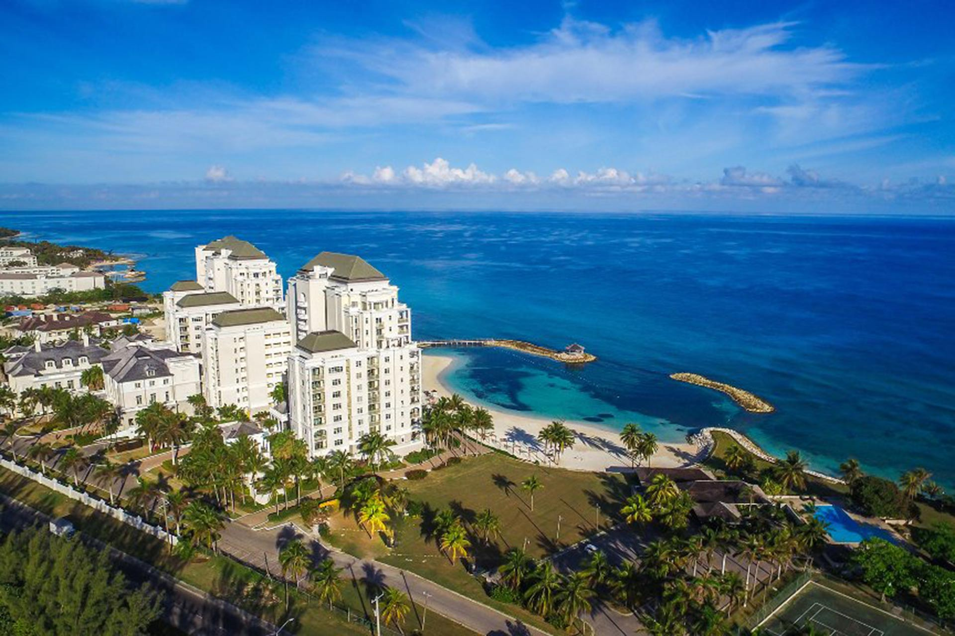 Jewel Grande Montego Bay Resort & Spa in Jamaica.