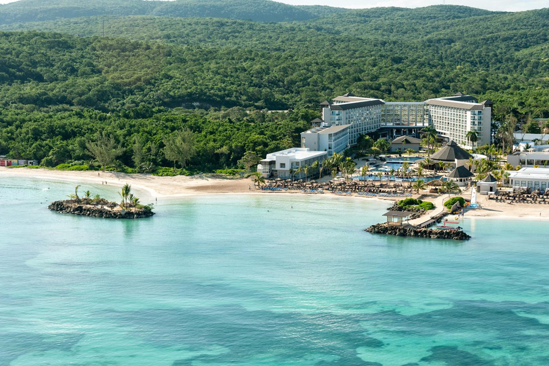 Royalton White Sands Montego Bay in Jamaica.