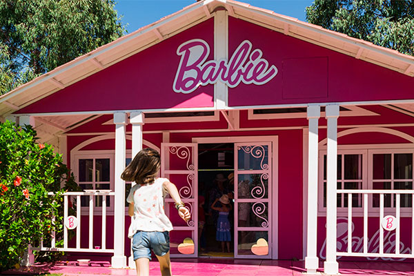 Barbie Suite at Forte Village Resort
