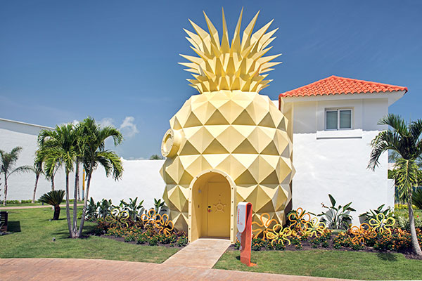 Pineapple Suite at Nickelodeon Resort