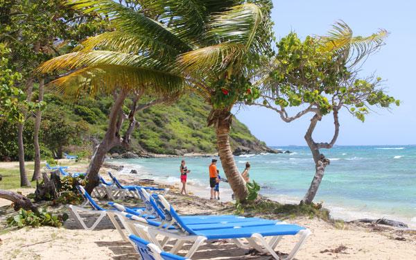 Palomino Island, El Conquistador Resort