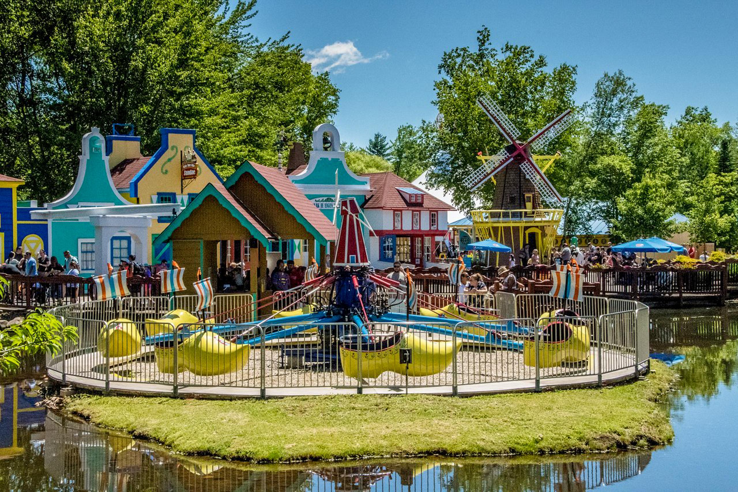Flying Shoes Ride at Storyland; Courtesy of TripAdvisor Traveler/Scott L