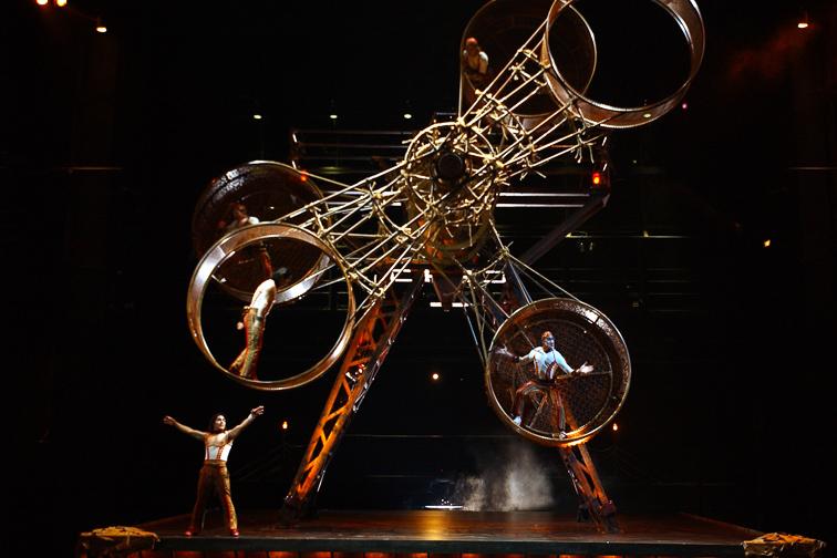 KA by Cirque du Soleil - MGM Grand Las Vegas; Courtesy MGM Grand Las Vegas