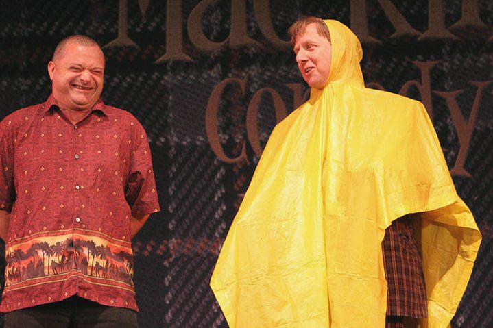 Mac King Comedy Show - Harrah's Las Vegas Hotel & Casino; Courtesy Harrah's Las Vegas Hotel
