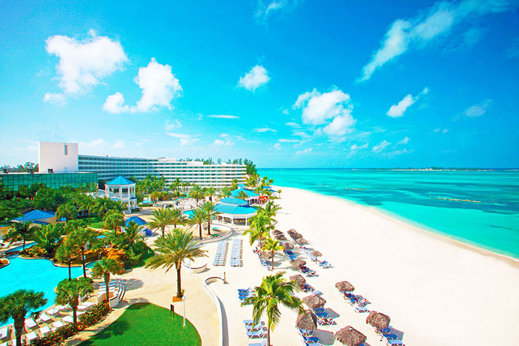 Melia Nassau Beach - All Inclusive in the Bahamas