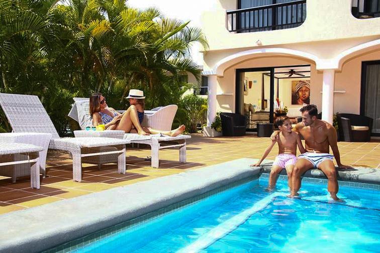 Sandos Playacar Beach Experience Resort; Courtesy Sandos Playacar Beach Experience Resort