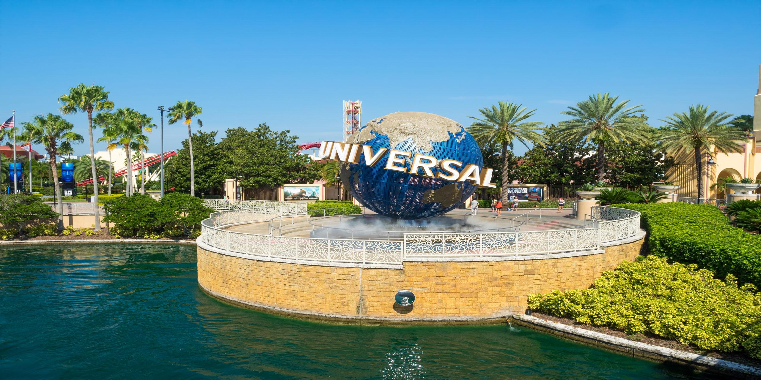 Universal Orlando; Courtesy of Kamira/Shutterstock.com