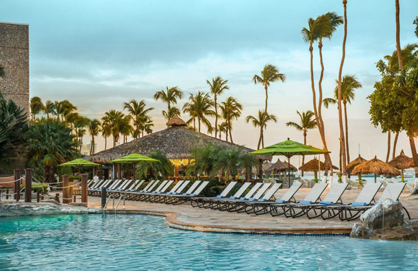 Photo Courtesy of Holiday Inn Resort Aruba