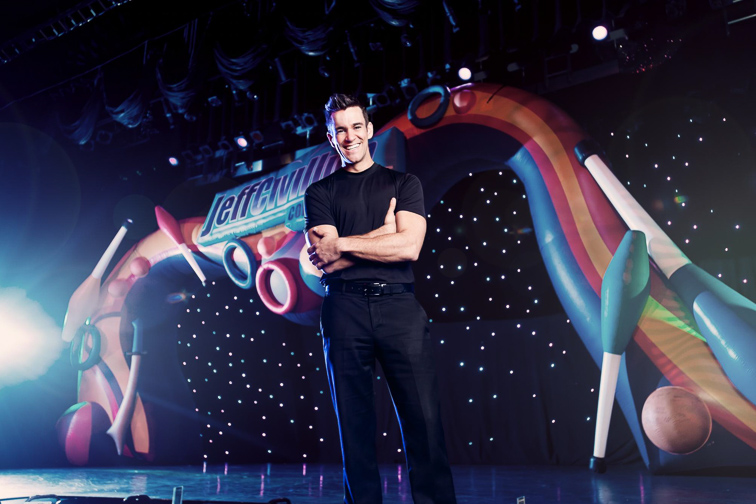 Jeff Civillico - Comedy in Action - Paris Las Vegas Hotel & Casino ; Courtesy Paris Las Vegas Hotel