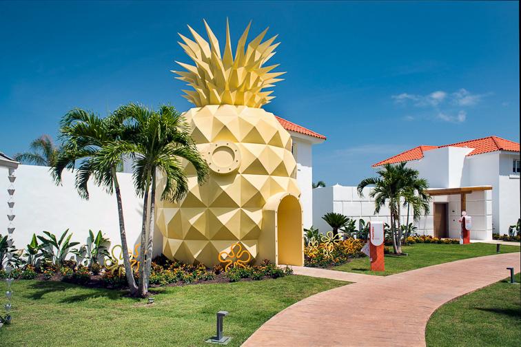 Nickelodeon Hotels & Resorts Punta Cana; Courtesy of Nickelodeon Hotels & Resorts