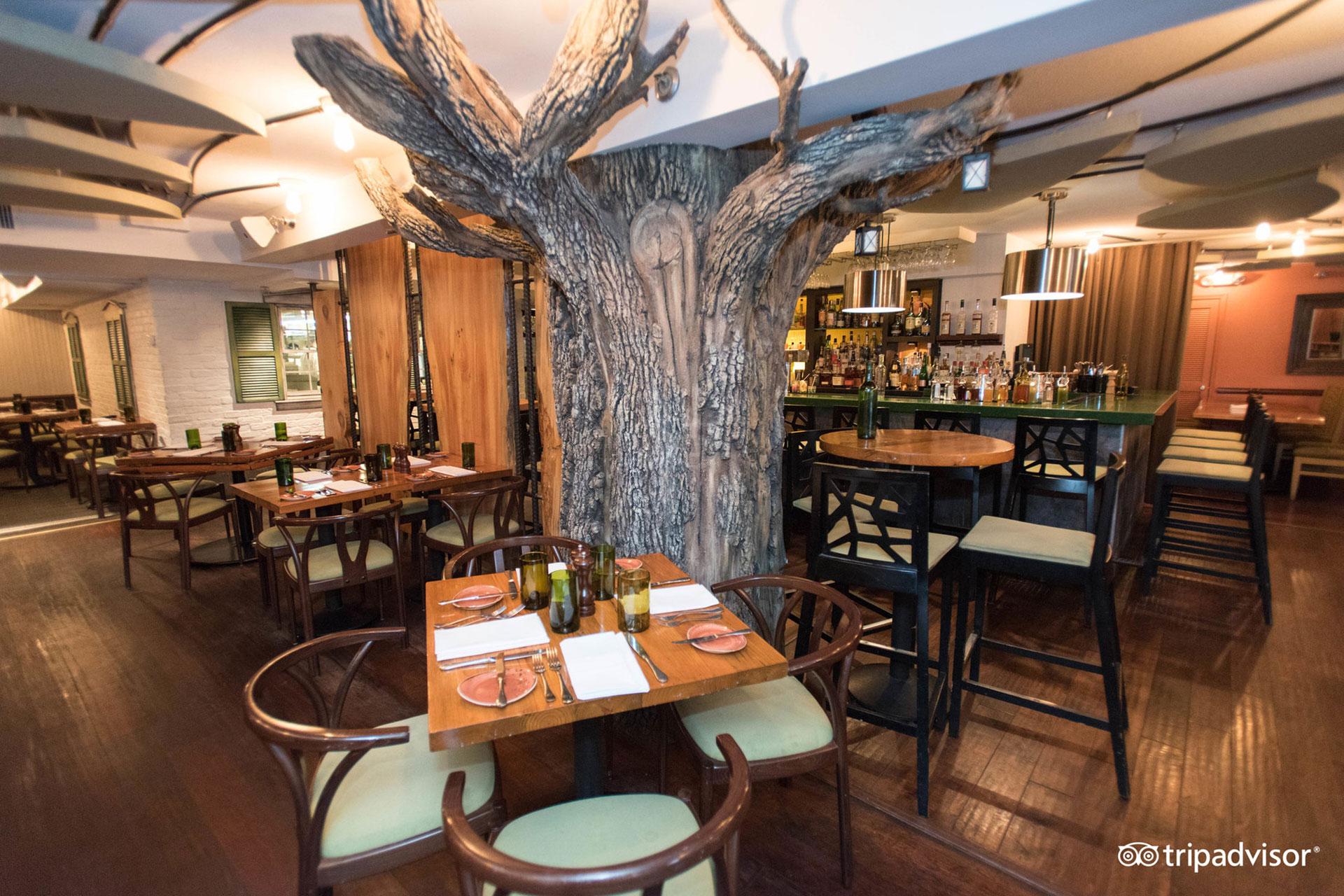 Firefly Restaurant in Washington D.C.