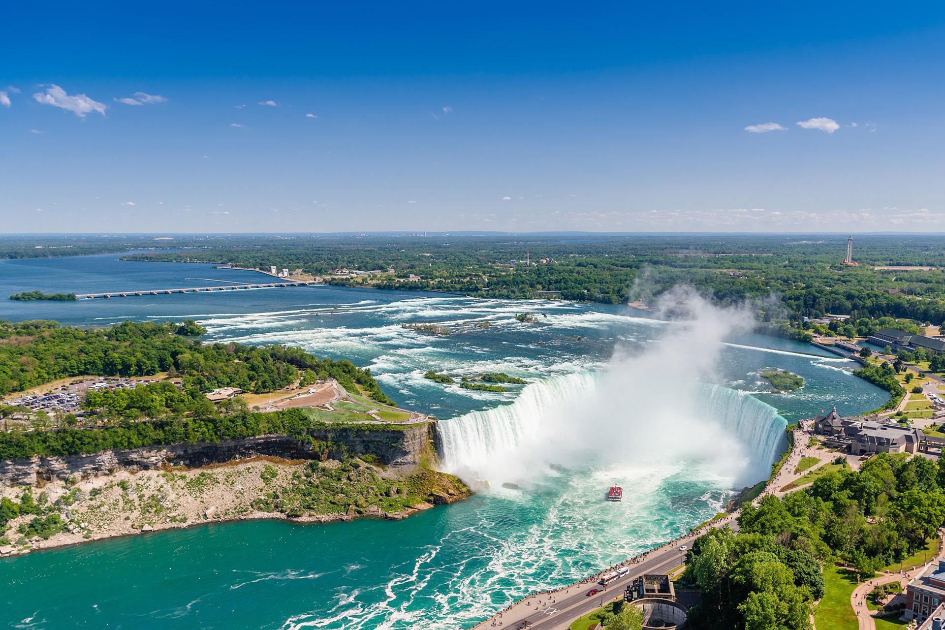 Niagara Falls Ny Vs Niagara Falls Canada Family