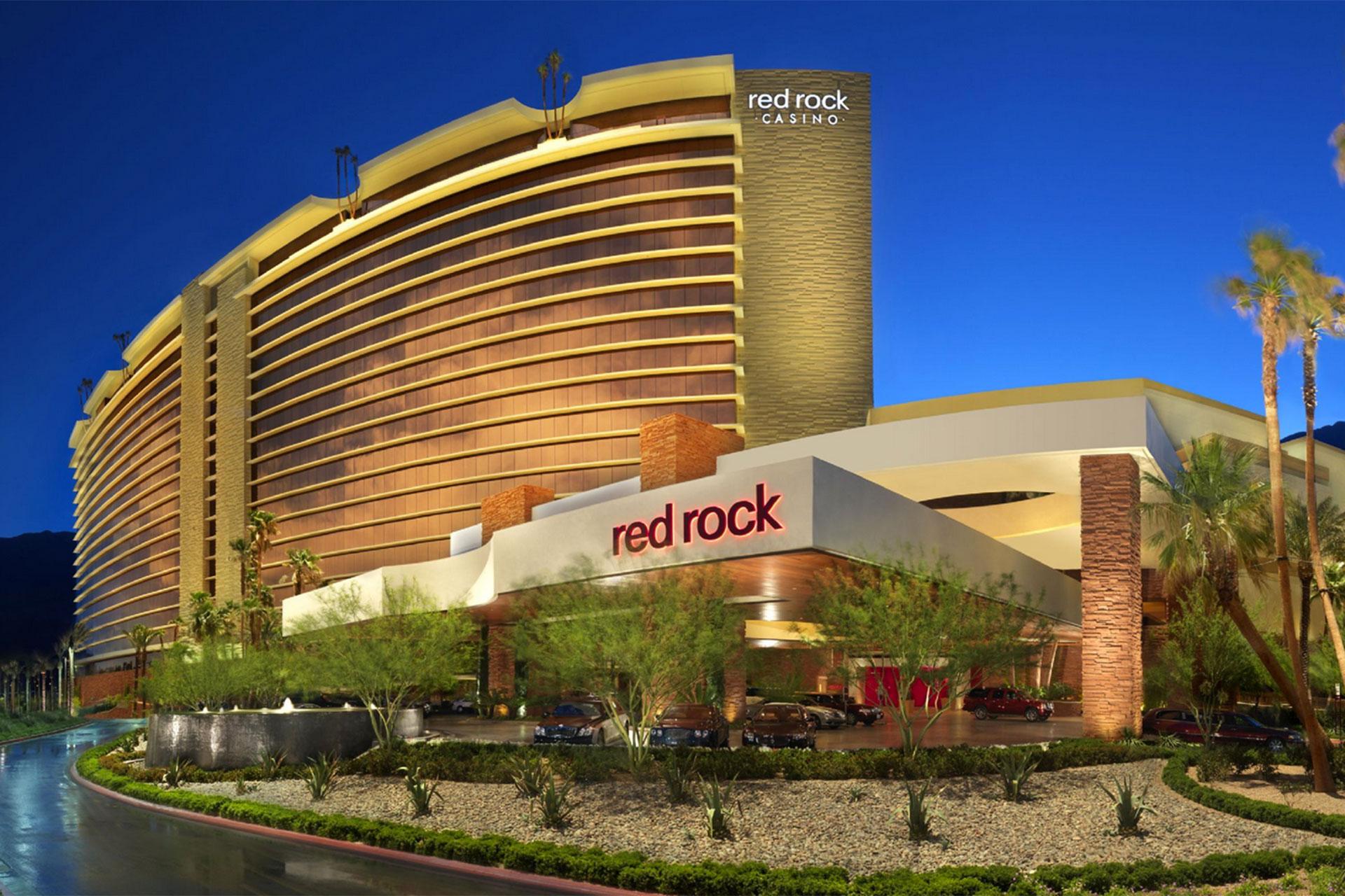 Exterior at Red Rock Casino Resort & Spa in Las Vegas