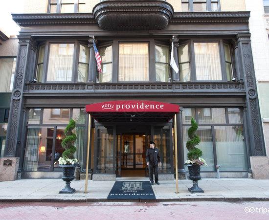 Hotel Providence Ri What