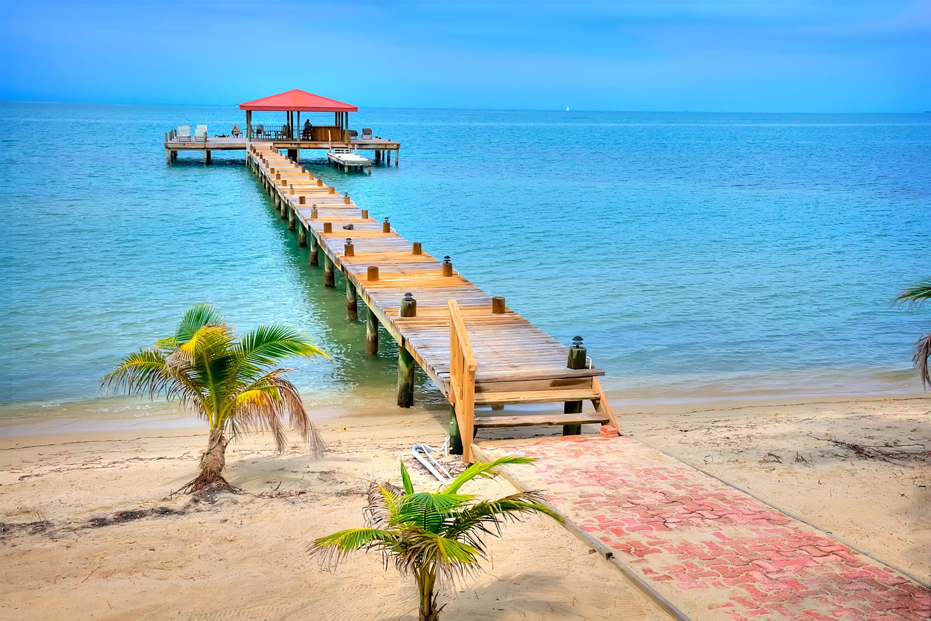 Belize Is Limited In Sprawling Beachfront Properties With All Inclusive Meals And Drinks Provided Rates Instead The Island Begs Families To Enjoy