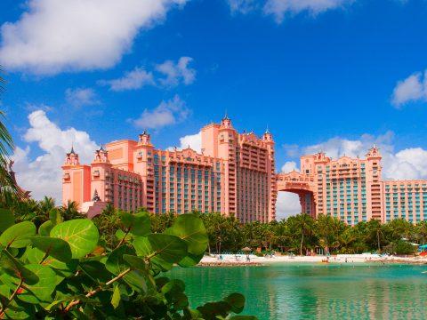 Atlantis Resort, Paradise Island in the Bahamas; Courtesy of Yevgen Belich/Shutterstock.com