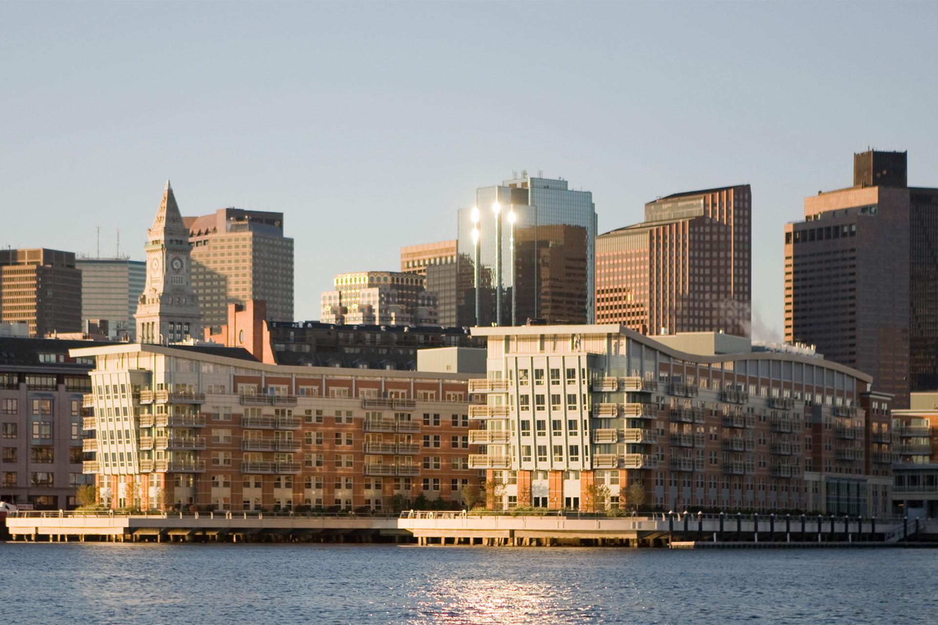 Battery Wharf Hotel, Boston Waterfront