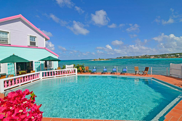 Arawak Beach Inn in Anguilla.